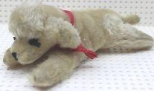 Steiff® Hund Snobby schlafend ohne KFS 50/60er 17cm