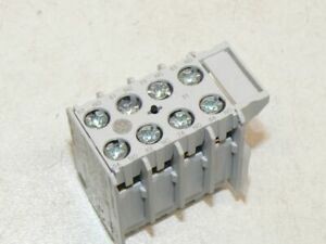 New GE Auxiliary Contact MARN431AT/100990