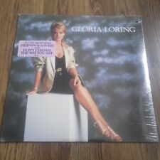 GLORIA LORING - SELF TITLED LP 1986 STILL SEALED ATLANTIC UNPLAYED