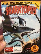 Roger Corman Presents - Sharktopus ex-rental region 4 DVD (2010 movie)