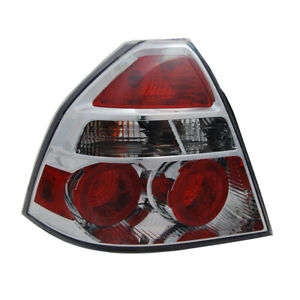 Tyc Right Tail Lights For Chevrolet Aveo For Sale Ebay