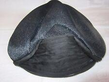 Vintage Dior Style 1940 1950 Fascinator Hat Black Goodwood Ascot