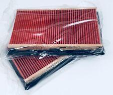 NEW OEM NISSAN INFINITI Set of 2 Engine Air Filter 16546ED000 Q50 LIST $51.66