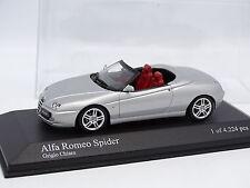 Minichamps 1/43 - Alfa Romeo Ragno Grigia