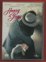 DVD - Henry & June con Fred Ward, Uma Thurman, Maria di Medeiros