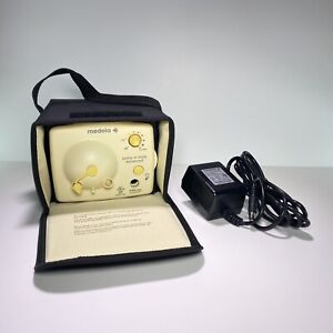 MedelaPump-In-Style-Advanced Double Breast Pump MOTOR Clean And Sterilized
