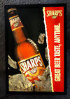 """Vintage Miller Sharp's Lighted Beer Sign 22""""W x 32"""" H - Good working condition"""