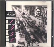 "AMEDEO MINGHI - RARO CD STAMPA IT "" 1950 """