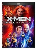 X-Men Dark Phoenix  DVD Free Shipping PreOrder Release date 9/17/19