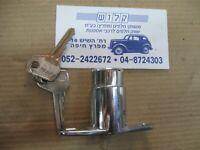 Fiat 124 Sedan 128 Special Rear Trunk Lock Assembly With 2 Keys Original 4150901