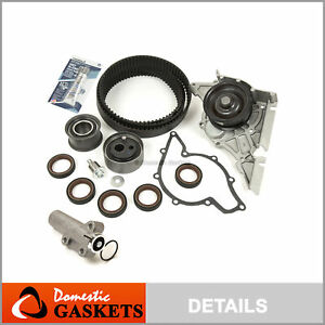 Fits 98-05 Volkswagen Passat Audi A4 A6 Quattro 2.8L Timing Belt Kit Water Pump