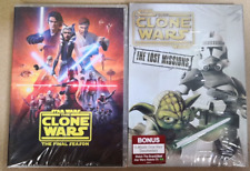 Star Wars: The Clone Wars The Complete Series Season 6 & 7 (DVD, 6 Disc set)  67