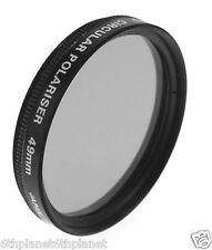 49mm VIDEOCAMERA Polarizzatore (circolare) Lente Filtro, Aico, made in Japan