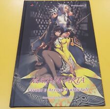 Artbook Booklet Magna Carta PS2 Visual e Artwork Ufficiali Banpresto