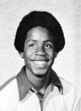 BARRY BONDS High School Yearbook