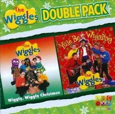 WIGGLES (2 CD) WIGGLY WIGGLY CHRISTMAS + YULE BE WIGGLING ~ THE AUSSIE *NEW*