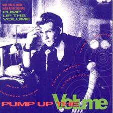 Pump Up the Volume [Original Soundtrack] by Original Soundtrack (CD, Mar-2003