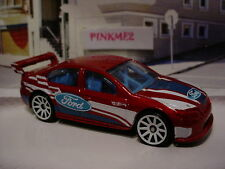 2015 Hot Wheels FORD FALCON RACE CAR✰Red;Blue Int; M✰Multi Pack Exclusive✰LOOSE