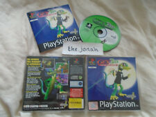 Gex 3D Enter the Gecko PS1 (COMPLETE) platform rare Sony PlayStation