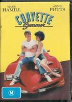 CORVETTE SUMMER - MARK HAMIL - NEW REGION 4 DVD - FREE LOCAL POST