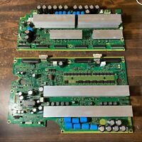 PANASONIC TH-42PZ77U SC BOARD TXNSC1NZTU (TNPA4250AB) & TNPA4251 POWER BOARDS