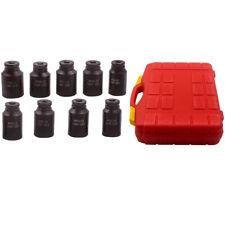 New Listingdeep Impact Socket Set Axle Hub Nut Socket 12 Drive 29 38mm Installer Puller