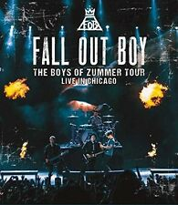 FALL OUT BOY - BOYS OF ZUMMER: LIVE IN CHICAGO   BLU-RAY NEUF