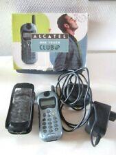 Alcatel One Touch Club db Lapis Grey mit Tasche in OVP