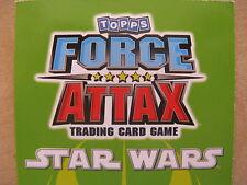 STAR WARS Force Attax Serie 2 - 10 Basiskarten aussuchen