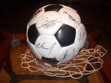 WM EURO BALL 1988 mit original unterschriften der Nationalef UDSSR