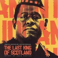 The Last King of Scotland [Original Motion Picture Soundtrack) CD