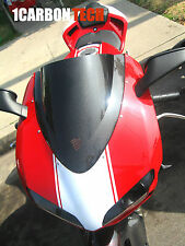 DUCATI 848 1098 1198 CARBON FIBER WINDSCREEN