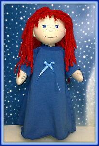 Nachthemd passend für Puppe 38 cm Lotta,Souri,Amelie Neu