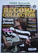 RECORD COLLECTOR MAGAZINE - Issue 345 January 2008 - Brian Jones / Ray Davies
