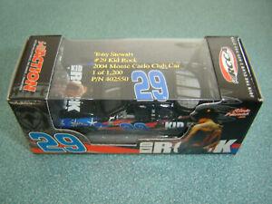 Tony Stewart #29 KID ROCK 2004 Action RCCA CLUB H/O 1/64 NASCAR RARE NEW