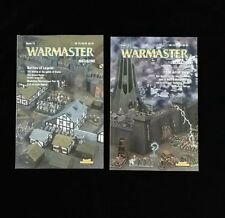 Warmaster Magazine Issue #12 & #13 Games Workshop