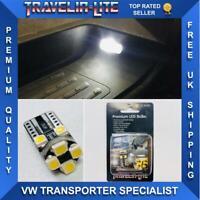 VW T5 T5.1 T6 Transporter Side Step Led Light Bulb Bright White Kombi Van