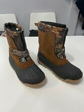 O ark Trail snow boots sizes 5 very warm