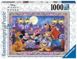 Ravensburger Mosaic Mickey 1000pc Puzzle 16499