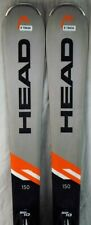 19-20 Head Ambition Pro R Used Demo Skis w/Bindings Size 150cm #H819434