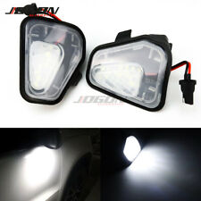 Car Puddle Light Welcome Lamp For VW Passat B7 CC Scirocco Jetta MK6 EOS Beetle
