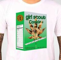 Girl Scout Cookies Cannabis Strain T shirt - Marijuana Herb Shirt Weed Pot 420