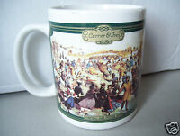 Currier & Ives Central Park Winter 1862 Coffee Tea Mug  Cup