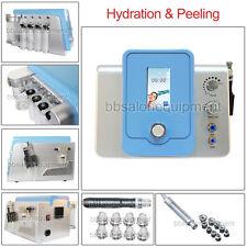 New Hydra Dermabrasion Water Jet Facial Hydro Peel Skin Rejuvenation Machine
