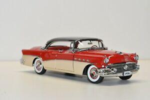Danbury Mint 1:24 1956 Buick Roadmaster 4-door Riviera hardtop