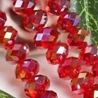 Wholesale Swarovski Crystal Gemstone Loose Beads Red+AB  A22