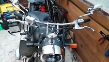 ural 650 dnepr k750 m72 handlebar risers stainless steel 45mm high set