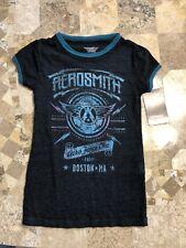 rag doll Aerosmith Tee shirt 2018 boston Mass NEW Child Little Girl Boy  4 5 Xs