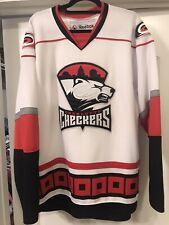 Reebok Charlotte Checkers Replica Hockey Jersey - Size XXL 2XL