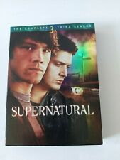 Supernatural: The Complete Third Season DVD